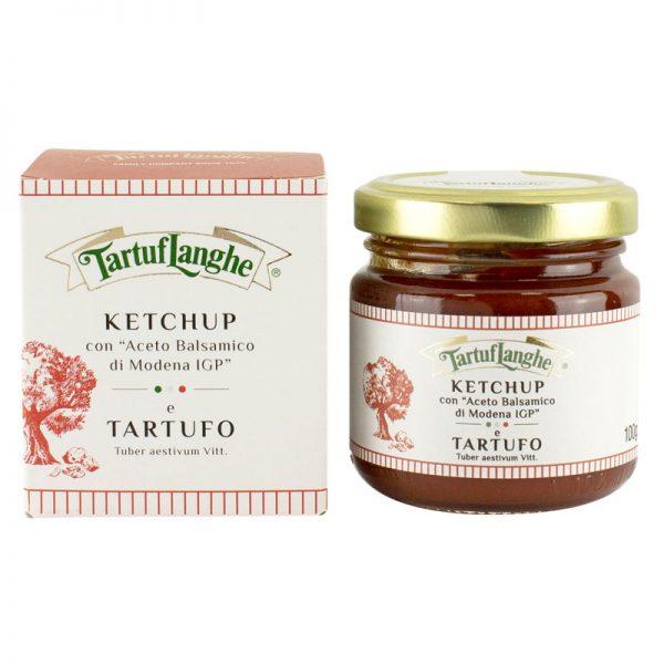 Ketchup com Vinagre Balsâmico Modena IGP e Trufa Tartuflanghe 100g
