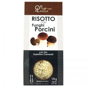 Ori di Langa Carnaroli Rice With Mushrooms 175g