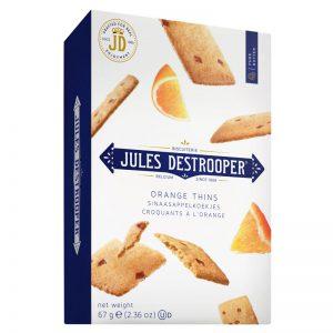 Thins de Laranja Jules Destrooper 67g