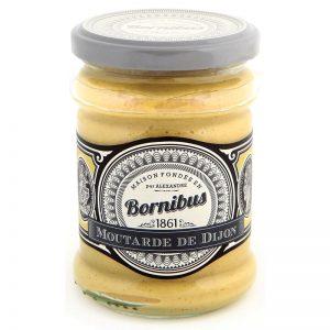 Mostarda de Dijon Bornibus 250g