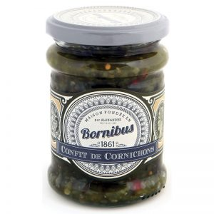 Bornibus Sweet Relish 265g