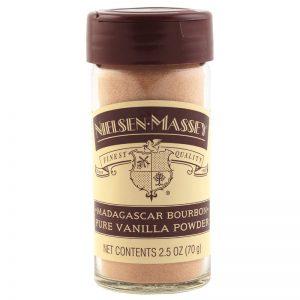 Baunilha Bourbon em Pó de Madagáscar Nielsen-Massey 70g
