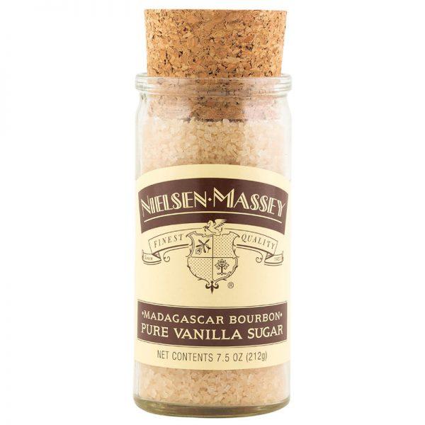 Açúcar com Baunilha de Bourbon de Madagáscar Nielsen-Massey 212g
