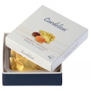 Castanhas Glaceadas-Marrons Glacés Cardelion 180g