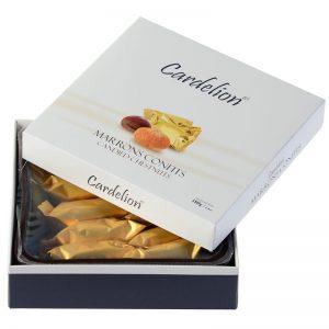 Castanhas Glaceadas-Marrons Glacés Cardelion 90g