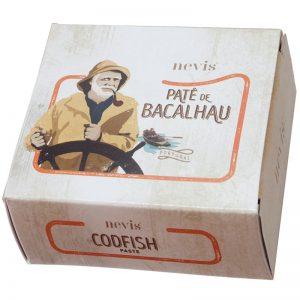 Paté de Bacalhau Nevis 75g