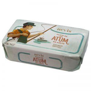 Filete de Atum em Azeite Nevis 120g