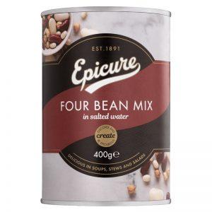 Epicure 4 Bean Mix 400g