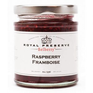Belberry Raspberry Extra Jam 215g
