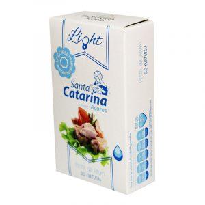 Posta deAtum ao Natural Santa Catarina  120g
