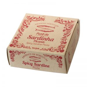 Paté de Sardinha Picante bySocilink 65g
