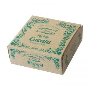 Paté de Cavala bySocilink 65g