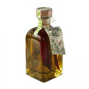 Azeite Aromatizado com Alecrim e Malagueta bySocilink 250ml