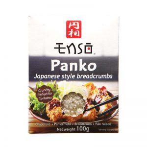 """Panko Breadcrumbs"" - Pão ralado japonês Enso 100g"