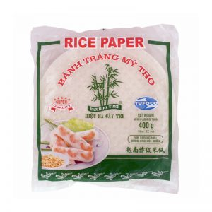 Bamboo Tree Rice Paper Spring Roll 400g