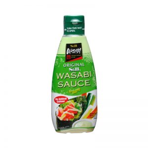 Molho Wasabi S&B 170g