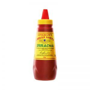 Molho de Chilli Sriracha Linghams 285g