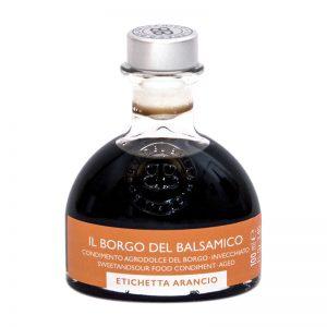 Condimento Balsâmico Orange Il Borgo del Balsamico 100ml