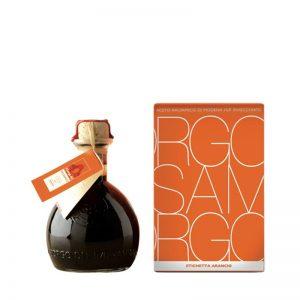 Vinagre Balsâmico Modena Orange IGP Il Borgo del Balsamico 250ml