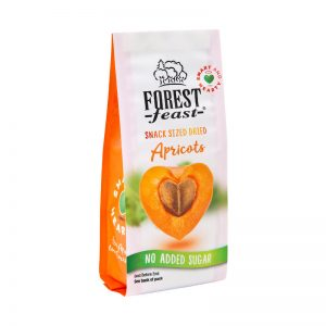 Alperces Desidratados  Forest Feast 100g