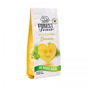 Banana Desidratada Forest Feast 70g