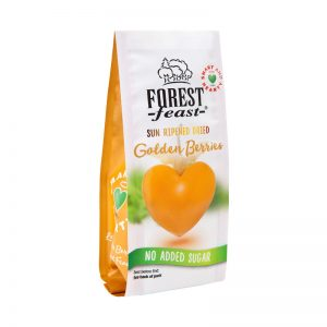 Forest Feast Dried Golden Berries 75g