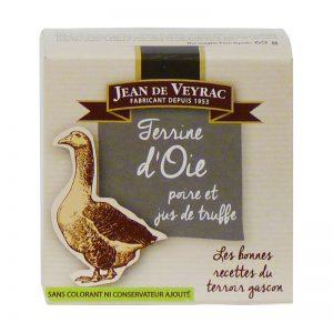 Terrina de Ganso Pera e Sumo de Trufas Jean de Veyrac 65g