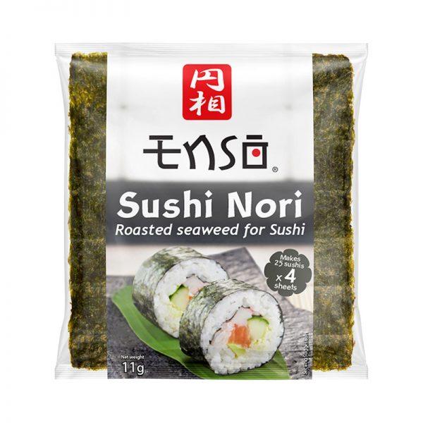 Algas Nori para Sushi  Enso 11g