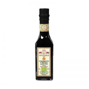 Condimento Balsâmico Crema Biológico Leonardi 250ml