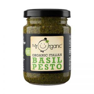 Pesto Biológico Mr Organic 130g