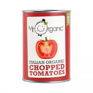 Tomate Picado Biológico Mr Organic 400g
