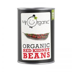 Feijão Red Kidney Biológico Mr Organic 400g