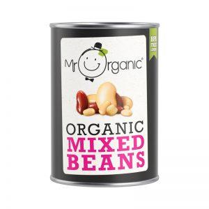 Mistura de Feijões Biológico Mr Organic 400g
