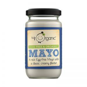 Maionese Vegan Biológica Mr Organic 180g