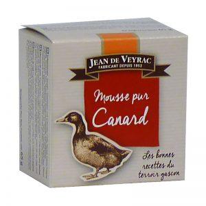 Mousse de Pato Jean de Veyrac 65g