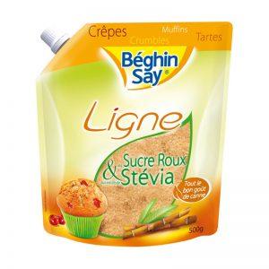 Acucar Mascavado Doypack Biológico Blonvilliers Béghin Say 500g