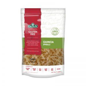 Massa Espirais de Quinoa Orgran 250g