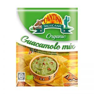 Tempero para Guacamole Biológico Cantina Mexicana 20g