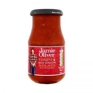 Molho para Massa com Tomate e Cebola Roxa Jamie Oliver 400g