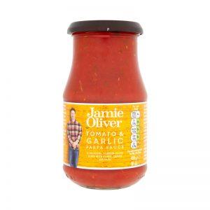 Molho para Massa com Tomate e Alho Jamie Oliver 400g