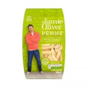 Massa Penne Jamie Oliver 500g