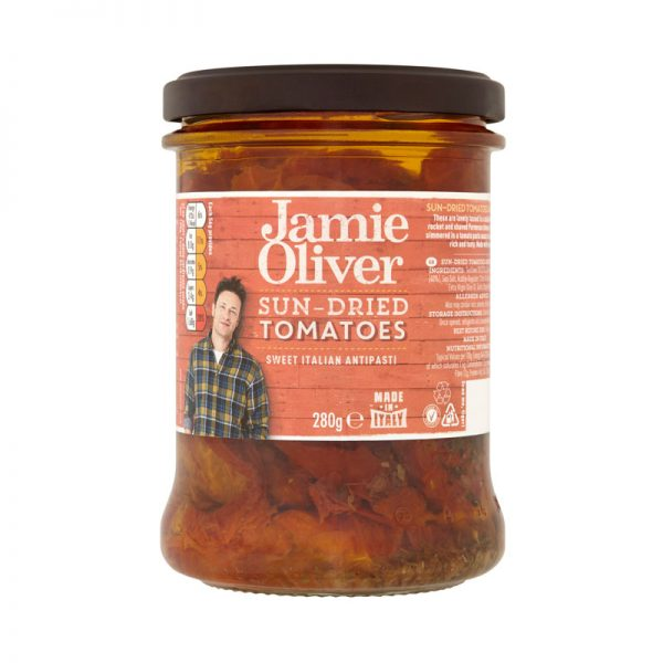 Antipasto de Tomate Seco Jamie Oliver 280g