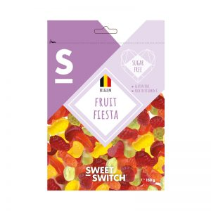 Gomas Frutas Sugar Free Sweet Switch 150g