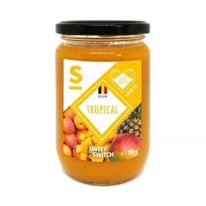 Spread de Fruta Tropical Low Sugar Sweet Switch 280g