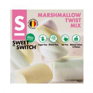 Marshmallow Twist Mix Sugar Free Sweet Switch 70g