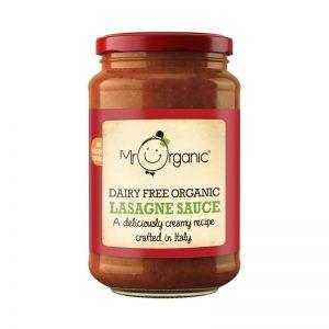 Mr Organic Dairy Free Organic Lasagne Sauce 350g