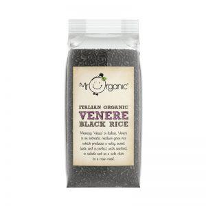 Mr Organic Organic Venere Black Rice 500g