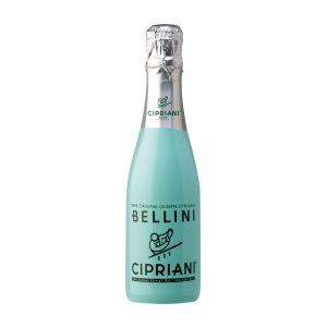 Mini Cocktail Bellini de Vinho Prosecco e Pêssegos Brancos Cipriani 200ml