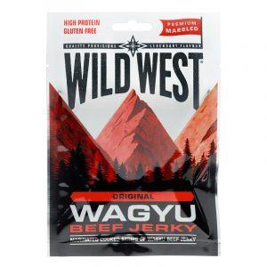 Beef Jerky de Wagyu Wild West 25g