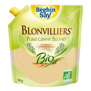 Açúcar Mascavado Doypack Biológico Blonvilliers Béghin Say 500g